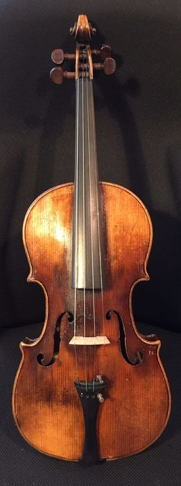 Old Duke London  - LOB 35,7 , neck grafted - Geige - UK - 1800