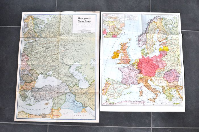 Germany - TWO MAPS SECOND WORLD WAR MAP of the ... on stalingrad map, alpine line, soviet deep battle map, battle of leyte gulf map, germany map, siegfried line, battle of the somme map, siegfried line map, french indochina map, metaxas line, the rose line map, alpine wall, panzer map, sudetenland map, ouvrage schoenenbourg, czechoslovak border fortifications, 100th meridian map, treaty of tordesillas line of demarcation map, mannerheim line map, normandy map, ardennes map, dunkirk map, tokyo jr yamanote line map, battle of dien bien phu map, manchuria map, first battle of the marne map, atlantic wall,
