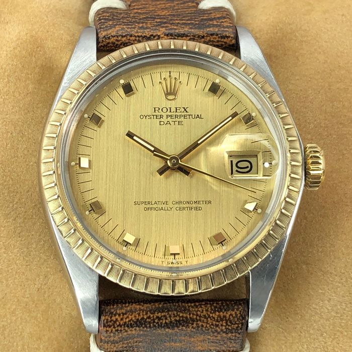 Rolex - Oyster Perpetual Date - 1505 - Unisexe - 1970-1979
