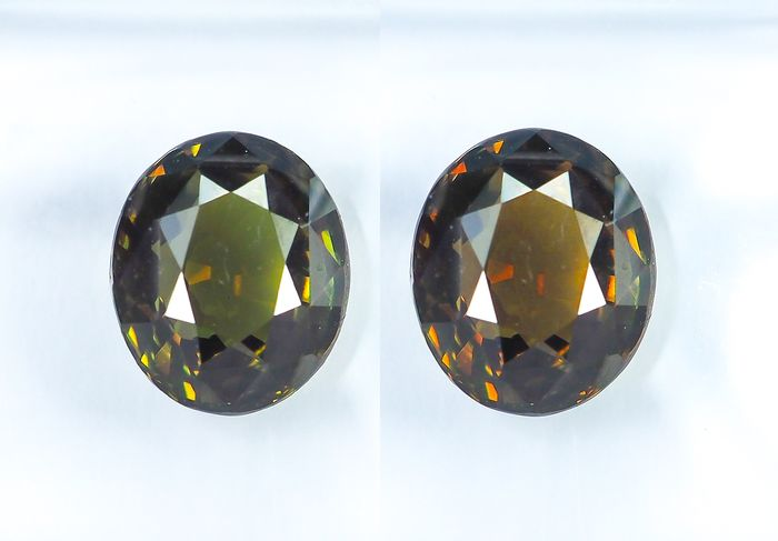 Color Changing Alexandrite - 2.06 ct