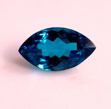 London Blue Topaz - 6.67 ct
