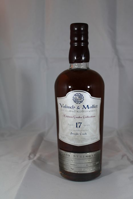 Ben Nevis 1993 17 years old hidden cask collection - Valinch & Mallet - 70cl