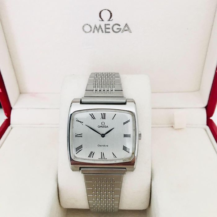 Omega - Genève - 1970s  Iconic & RARE TIMEPIECE!  - ST 111.0109 - Heren - 1970-1979