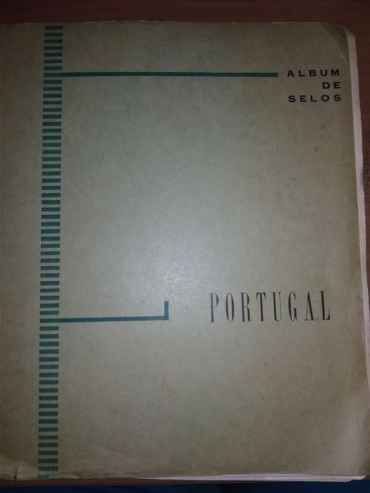 Portugal 1867/1978 - Collection of stamps in album