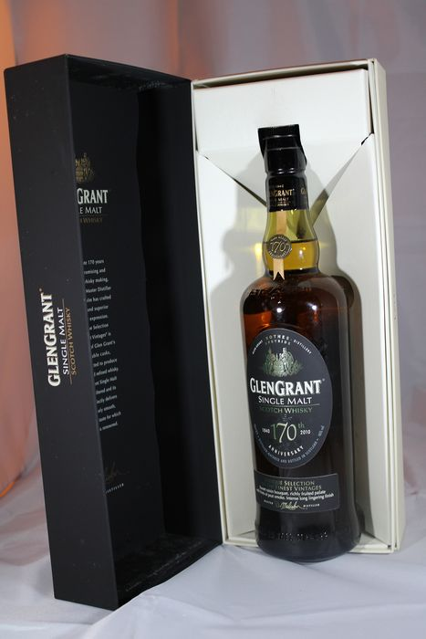 Glen Grant 170th Anniversary - Original bottling - 70cl