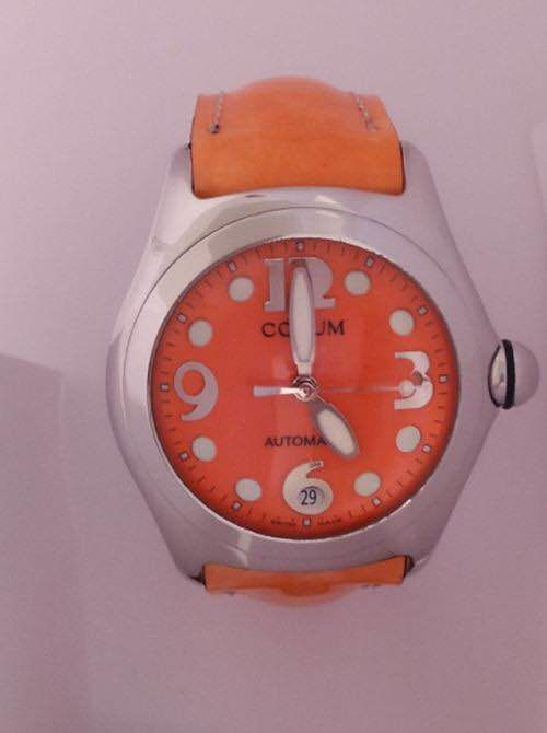 "Corum - Bubble Orange ""NO RESERVE PRICE"" - 82.150.20 - Mænd - 2000-2010"
