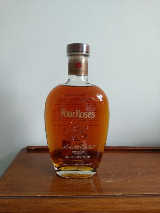 Four Roses, Small Batch Limited Edition 2015 - 70cl