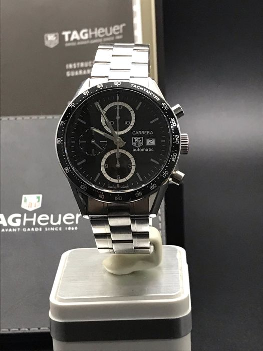 "TAG Heuer - Carrera caliber 16 ""NO RESERVE PRICE"" - 男士 - 2011至现在"