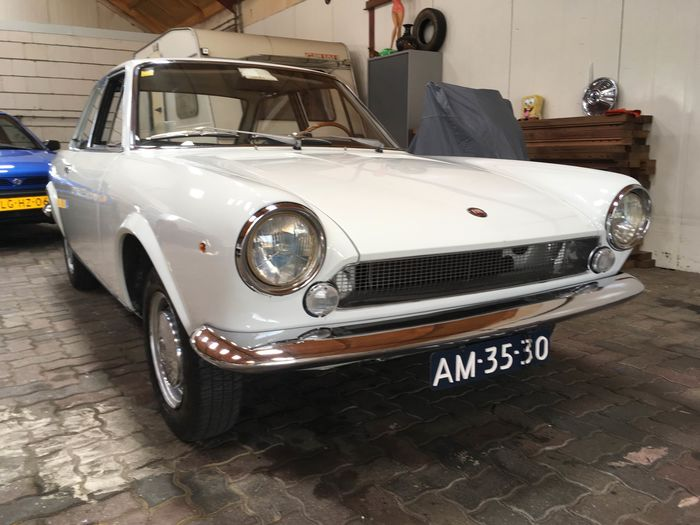 Fiat - 124 AC Sport Coupe  - 1967