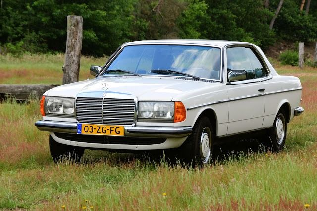 Mercedes-Benz - 280 CE (W123 Coupe) - 1978