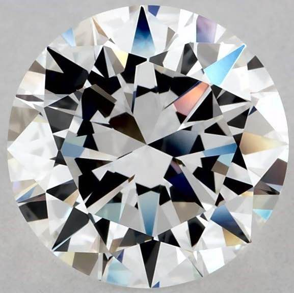 1 pcs Diamond - 0.30 ct - Brilliant - D (colourless) - IF (flawless), LC (loupe clean)