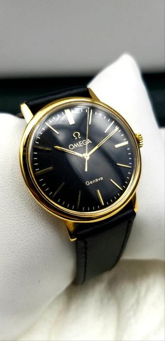 "Omega - Geneve -  ""NO RESERVE PRICE""  - Heren - 1970-1979"