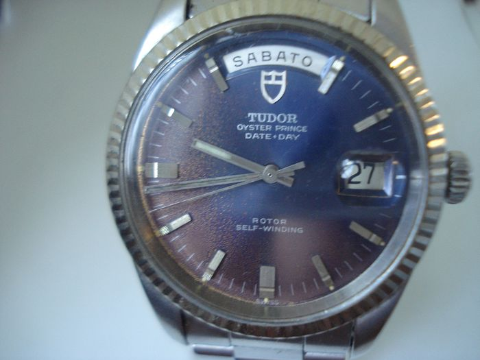 Tudor - Prince Day-Date  - 7019/4 - Men - 1960-1969