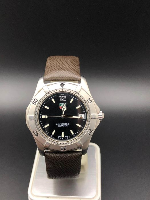 TAG Heuer - Professional - WK1110-0 - Mænd - 2011-nu