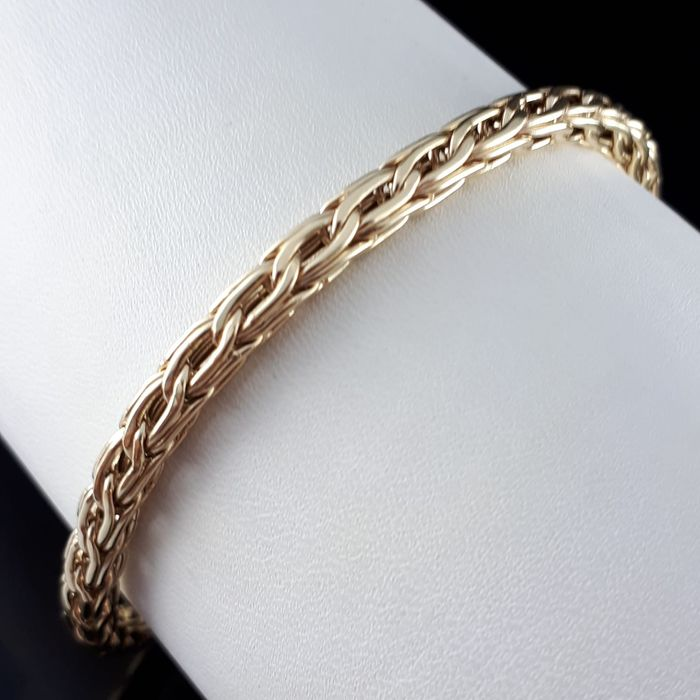 14 kt. Yellow gold - Ladie's Bracelet