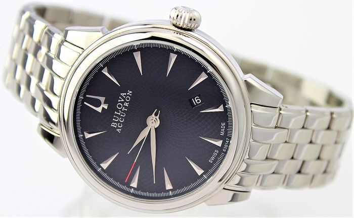 "Bulova - ""NO RESERVE PRICE"" Accutron Swiss Automatic - As New - Perfect Condition - Boxed - Män - 2011-nutid"