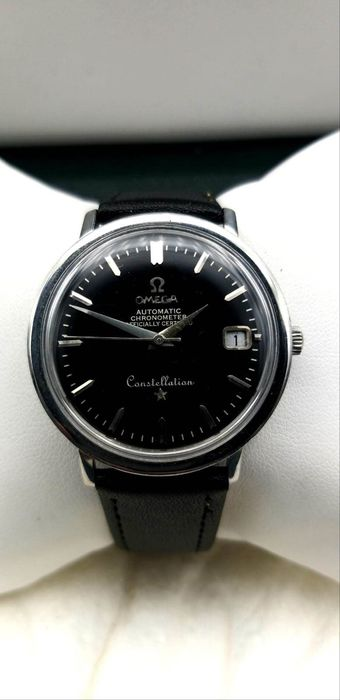 """Omega - Constellation - Chronometer Officialy Certified - """"NO RESERVE PRICE""""  - Caliber 561 - Men - 1960-1969"""