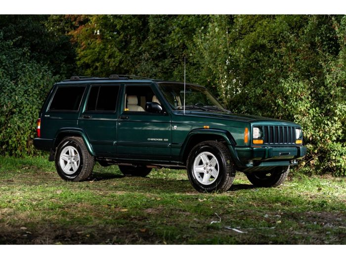 Jeep - Cherokee | 4.0 Limited  - 2001