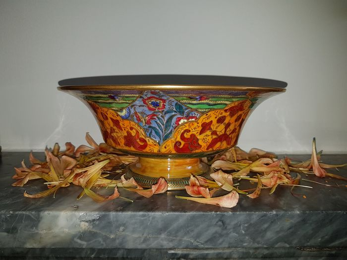 Daisy Makeig-Jones - Wedgwood - Bowl, Fairyland Lustre - Ceramic