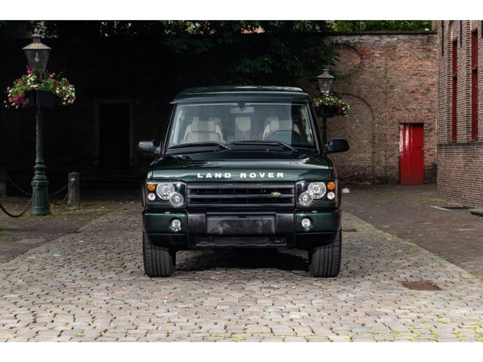 Land Rover - Discovery 2.5 Td5  - 2000