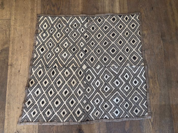 Textile (1) - Cloth - Shoowa-Kuba - Congo