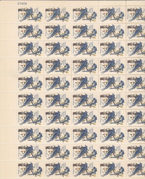 "Verenigde Staten 1955/1966 - A complete collection of stamps . Many stamps in fours and ""USE ZIP CODE(S)"" - Michel 551/914"