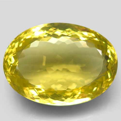 No Reserve Price -  Lemon Quartz  - 56.30 ct