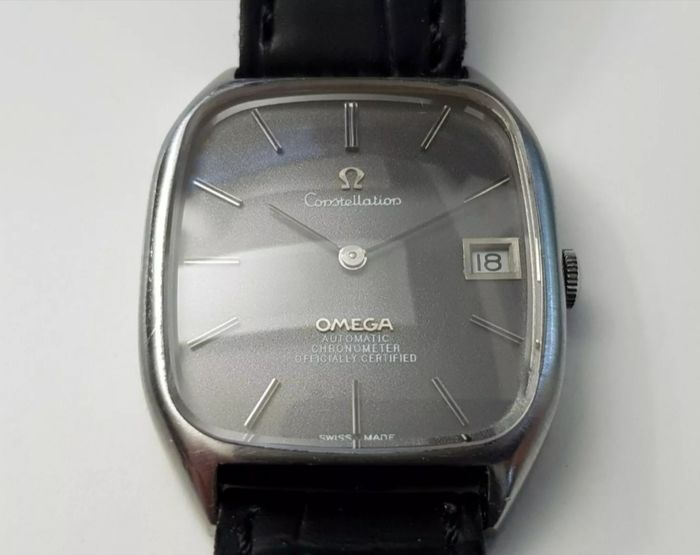 Omega - Constellation - 154.0002 - Unisex - 1970-1979
