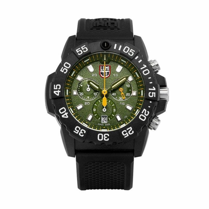 Luminox - Crono NAVY SEAL in Carbonio 50,00 mm.  - 3581 - Men - 2019