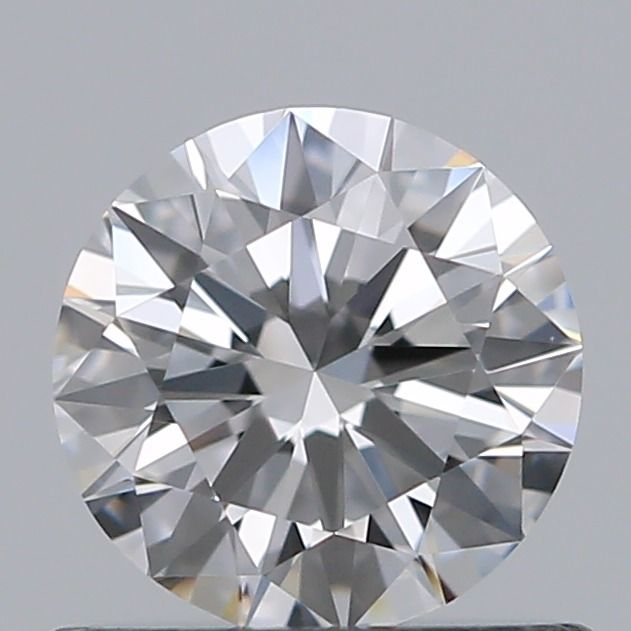 Diamant - 0.57 ct - Brillant - D (farblos) - IF (makellos)