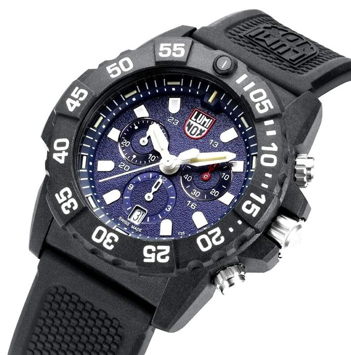 Luminox - Navy SEAL Chronograph - CARBONIO - 200 ATM - SKUXS.358  - Homem - 2019