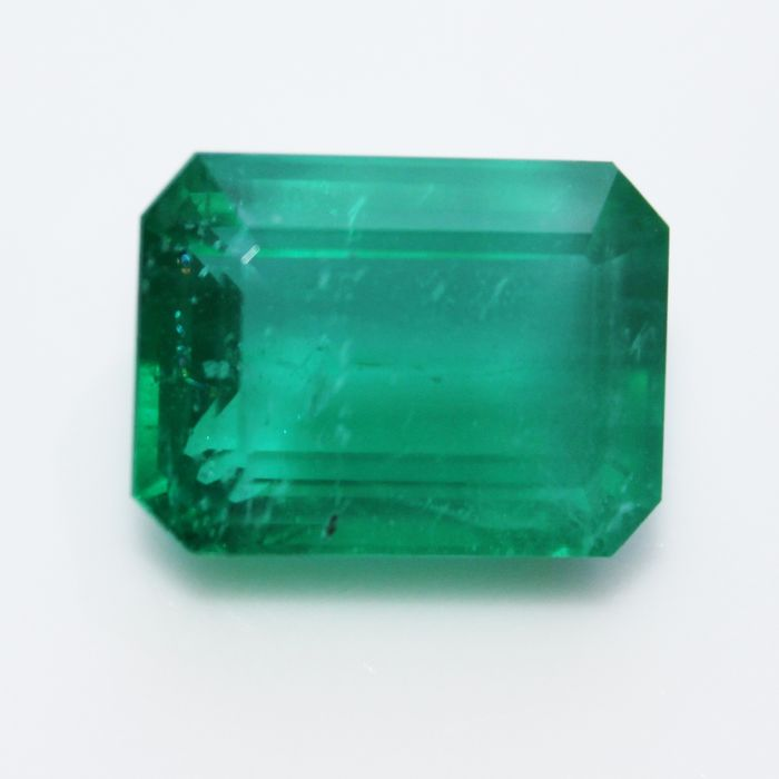 1 pcs  Emerald - 11.24 ct