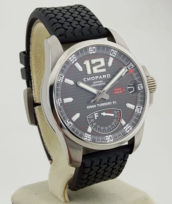 Chopard - Mille Miglia GT XL Titanium Limited Edition - 8997 - Men - 2011-present