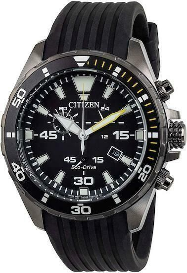 Citizen - Professional Crono Aviator Eco Drive - AT2437 - Hombre - 2019