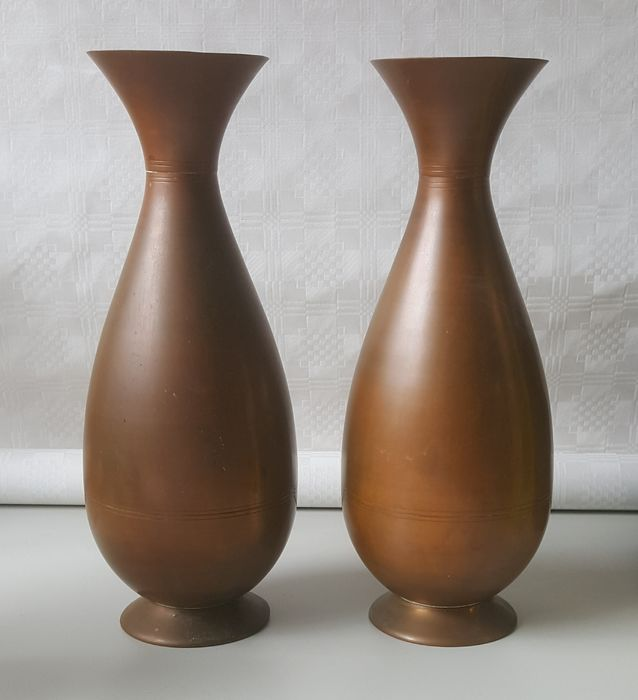 Riofabriek, Tiel (vases) and unknown (vessels) - Coupe, Vase (4)