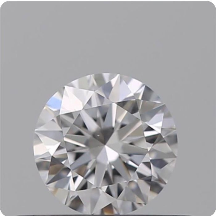 Diamond - 0.31 ct - Brilliant - D (colourless) - IF (flawless), LC (loupe clean)