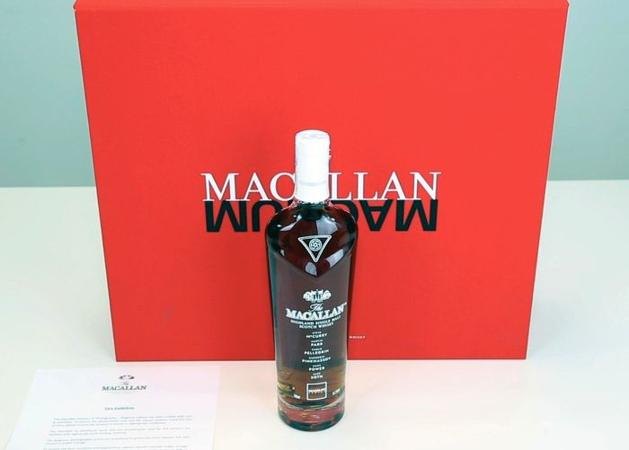 Macallan MOP 7 Magnum Edition - 700ml - 1 bottles
