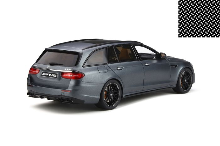 1:18 GT Spirit Mercedes AMG e63 Estate 2017 greymetallic