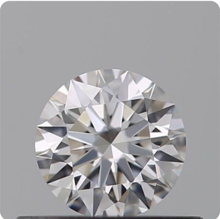 Diamant - 0.33 ct - Brillant - D (farblos) - IF (makellos), LC (lupenrein)