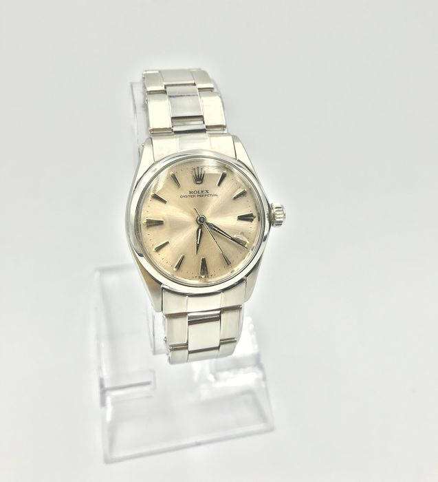 Rolex - Oyster Perpetual - 6548 - Unisex - 1950-1959