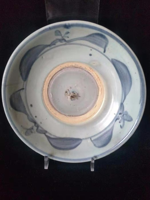 big bowl - Blue and white - Porcelain - China - Ming Dynasty (1368-1644)