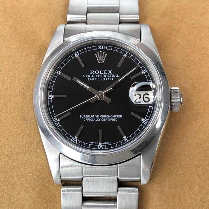 Rolex - Datejust Medium - 68240 - Unisex - 1990-1999