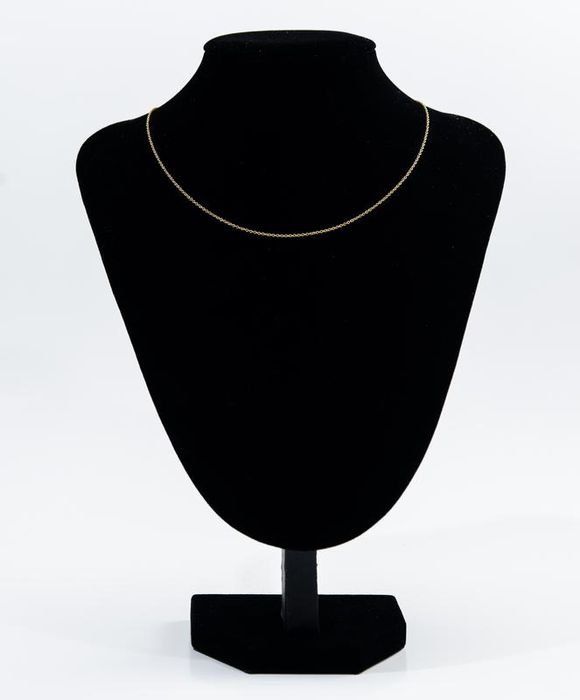 Tiffany & Co 18k Gold Chain Oro - Cadena