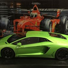GT Spirit - 1:12 - Lamborghini Aventador - Limited and numbered series to 999 copies