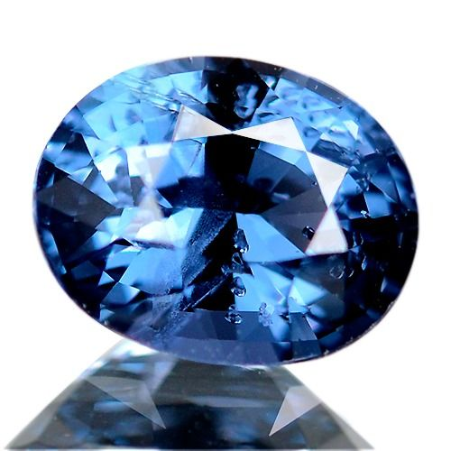 Blue Spinel - 4.12 ct