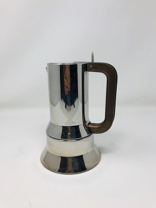 Richard Sapper - Alessi - Coffee maker 9090 - Steel (stainless)