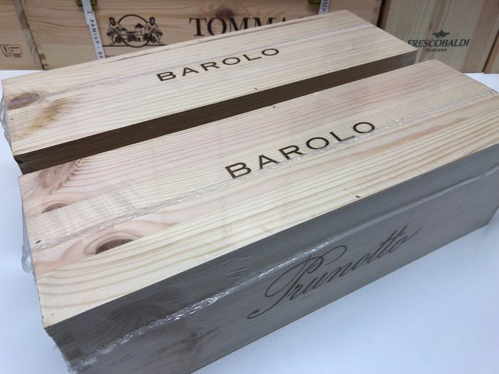 2015 Prunotto - Barolo - 2 Magnums (1.5L)