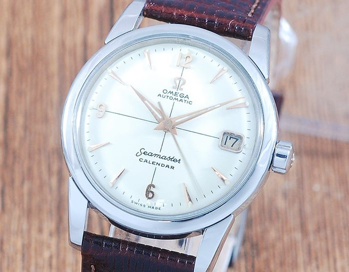 Omega - Seamaster Calender Automatic - 2849 4 SC - Men - 1950-1959
