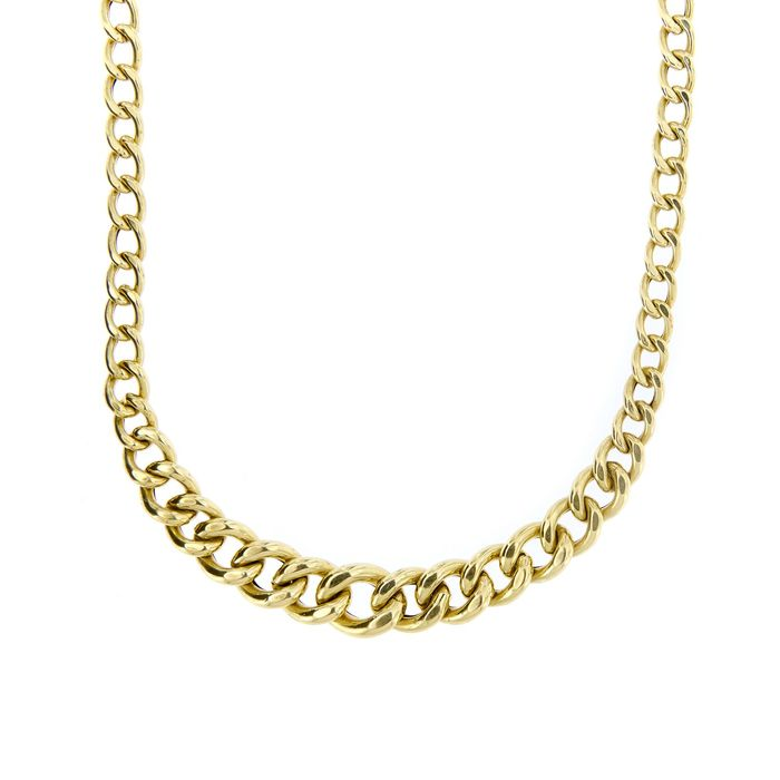 Made in Italy - 18 kt yellow gold - Necklace