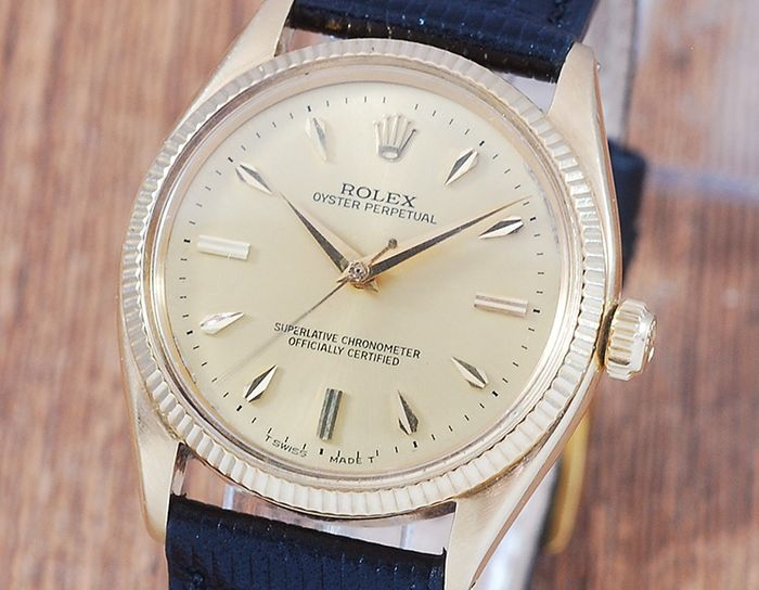Rolex - Oyster Perpetual  - 6567 - Heren - 1970-1979
